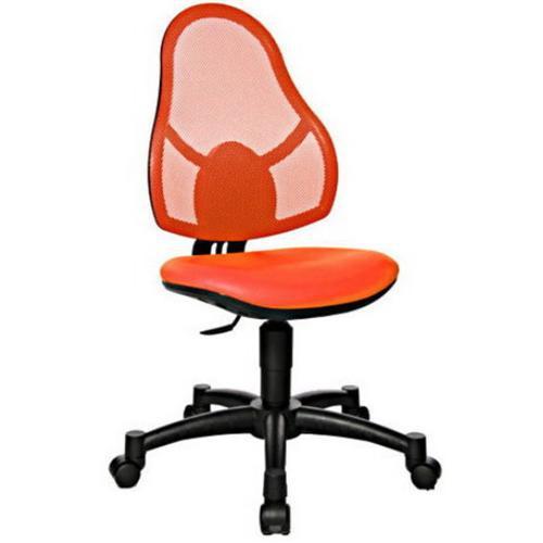 Sedia regolabile per bambini ARTIUM, super funzionale con schienale in rete e meccanismo basculante
