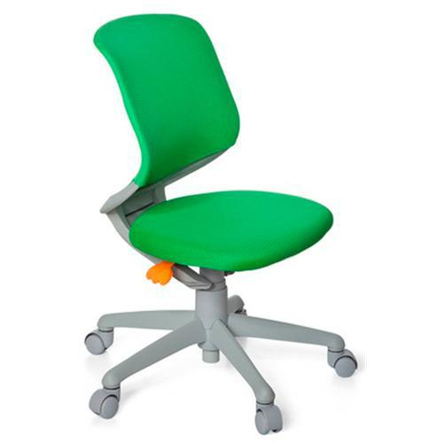 Sedia regolabile per bambini KID MOVE GRIGIO con schienale regolabile in altezza