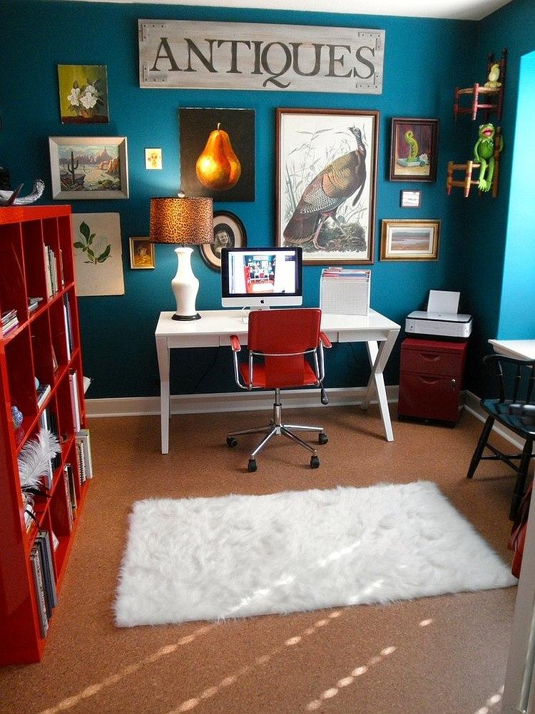 10 idee di design per arredare studio di casa for Arredare casa blog