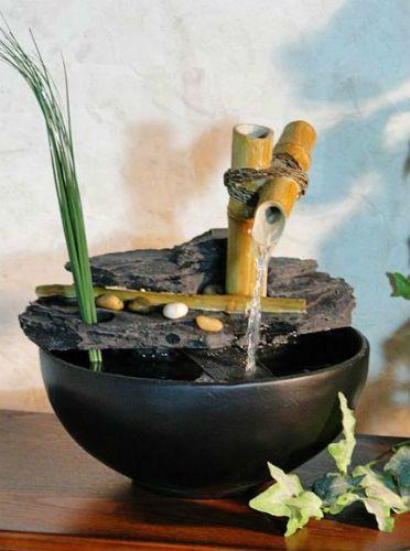 Feng shui ufficio - una fontanella d'acqua aiuta a stare sereni