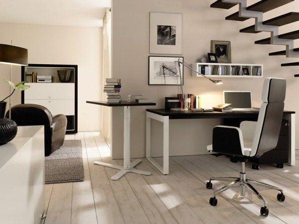 Organizzare l'ufficio in casa ritagliando spazio in sala