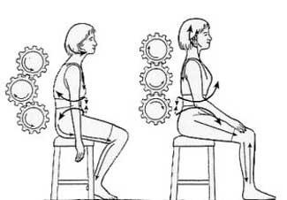 Sedie Da Ufficio Per Postura Corretta.7 Consigli Utili Per Una Postura Corretta Al Pc