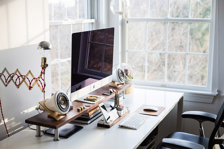 Come posizionare la scrivania in ufficio sediadaufficio for Stanza in ufficio