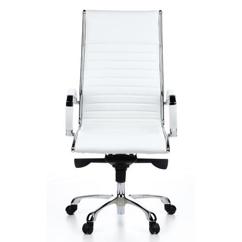 Il fascino delle sedie in pelle bianca e come mantenerle sempre ...