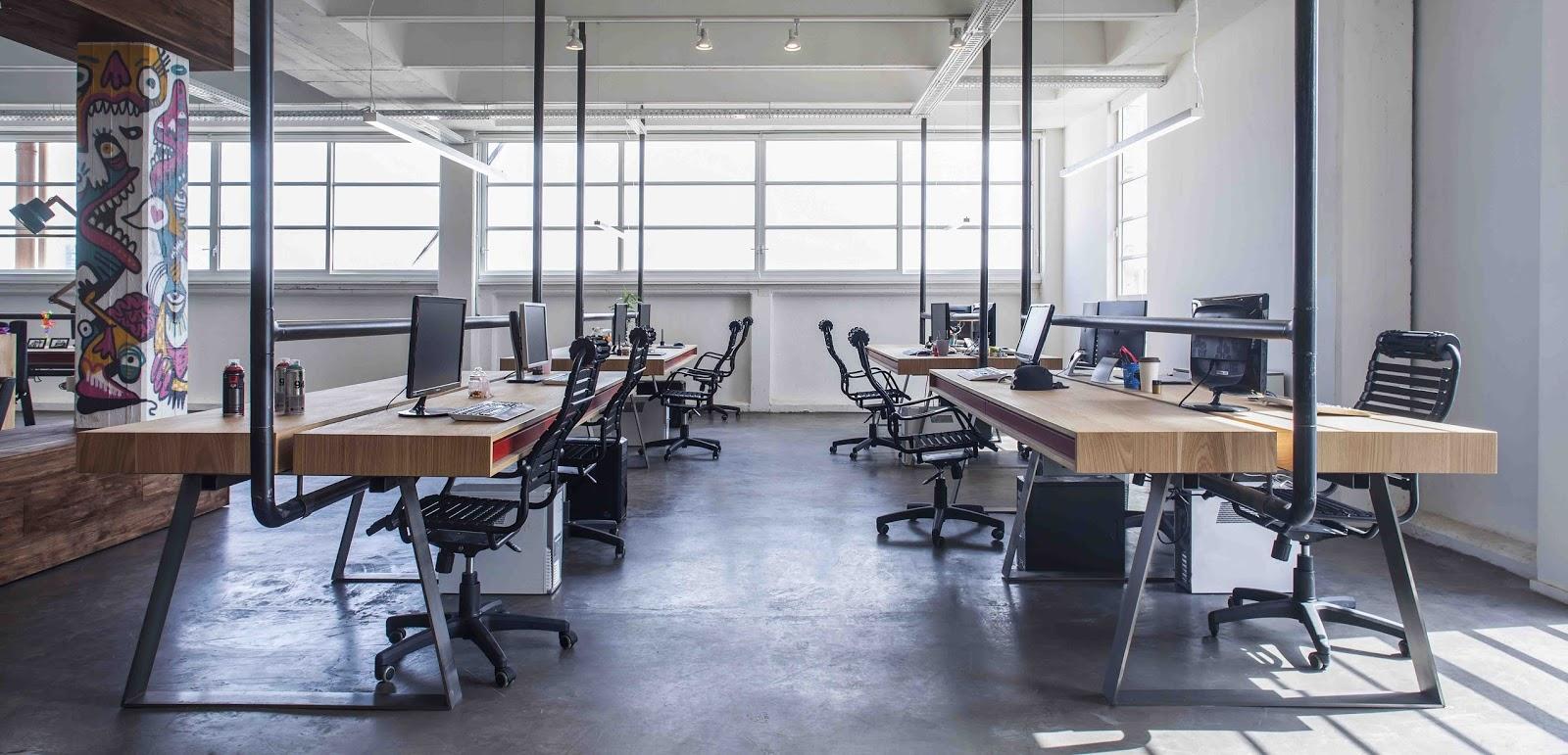 i trucchi degli esperti per ottenere un ufficio moderno