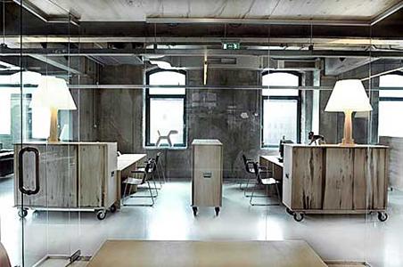 Arredamento Ufficio Stile Industriale : Caratteristiche di un ufficio stile industriale novità e