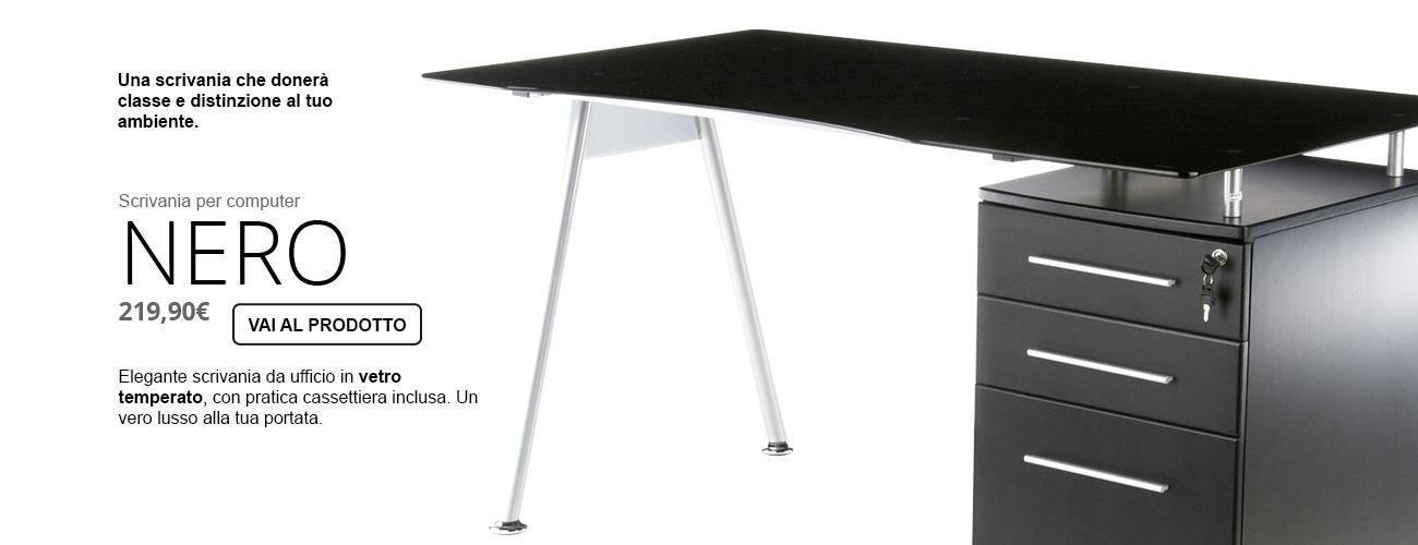 Sediadaufficio specialisti in sedie ufficio e mobili for Scrivanie ufficio economiche