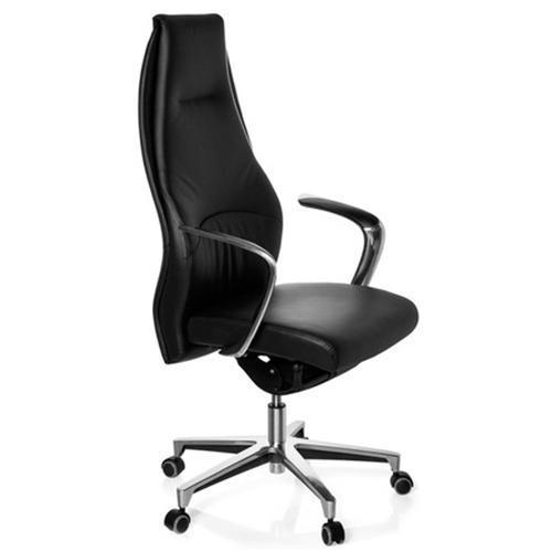 Poltrona per ufficio fremondo design alta gamma in vera for Poltrona scrivania design
