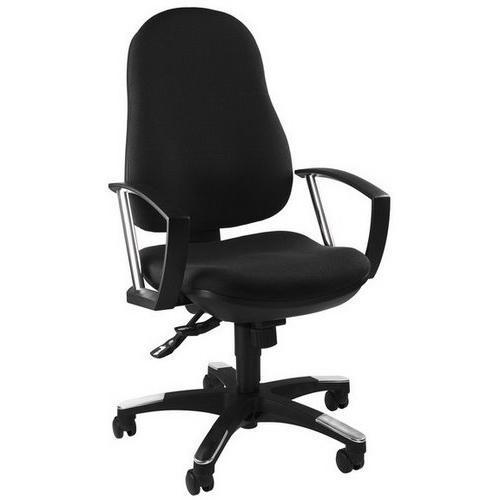 Sedia ergonomica TRENDY, omologata per 8 ore d'uso, con ...