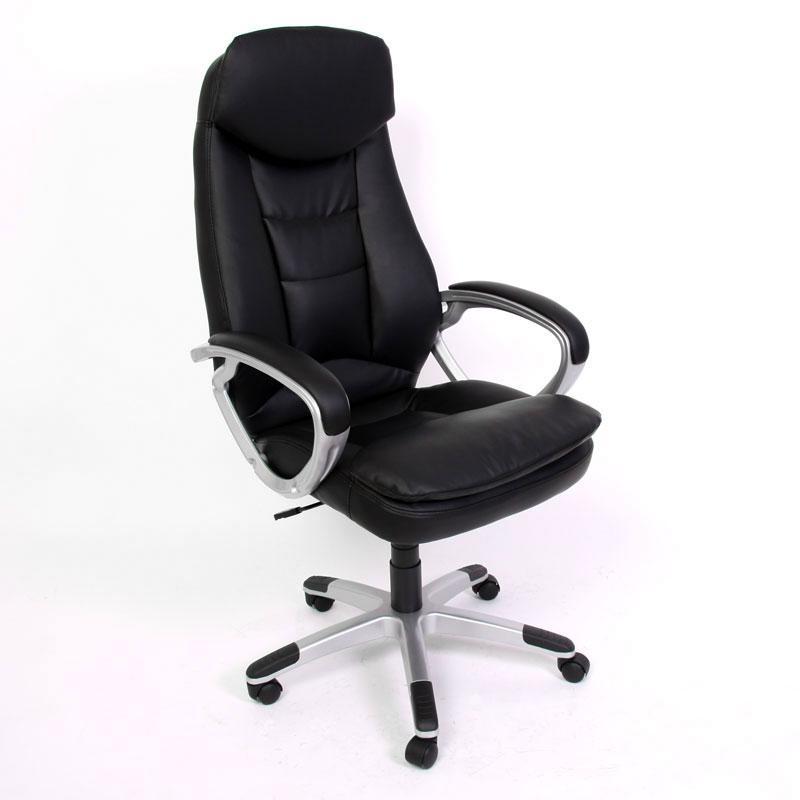 Poltrona per ufficio/Gaming ROBINSON, schienale extra alto ...