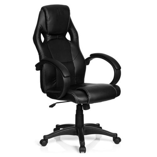 Sedia per ufficio racer gaming design sportivo con for Sedia ufficio basculante