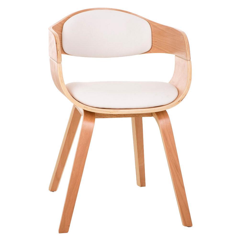 Sedie In Legno Rivestite In Pelle.Sedia Per Sala Attesa Riunioni Butan Esclusivo Design In Legno