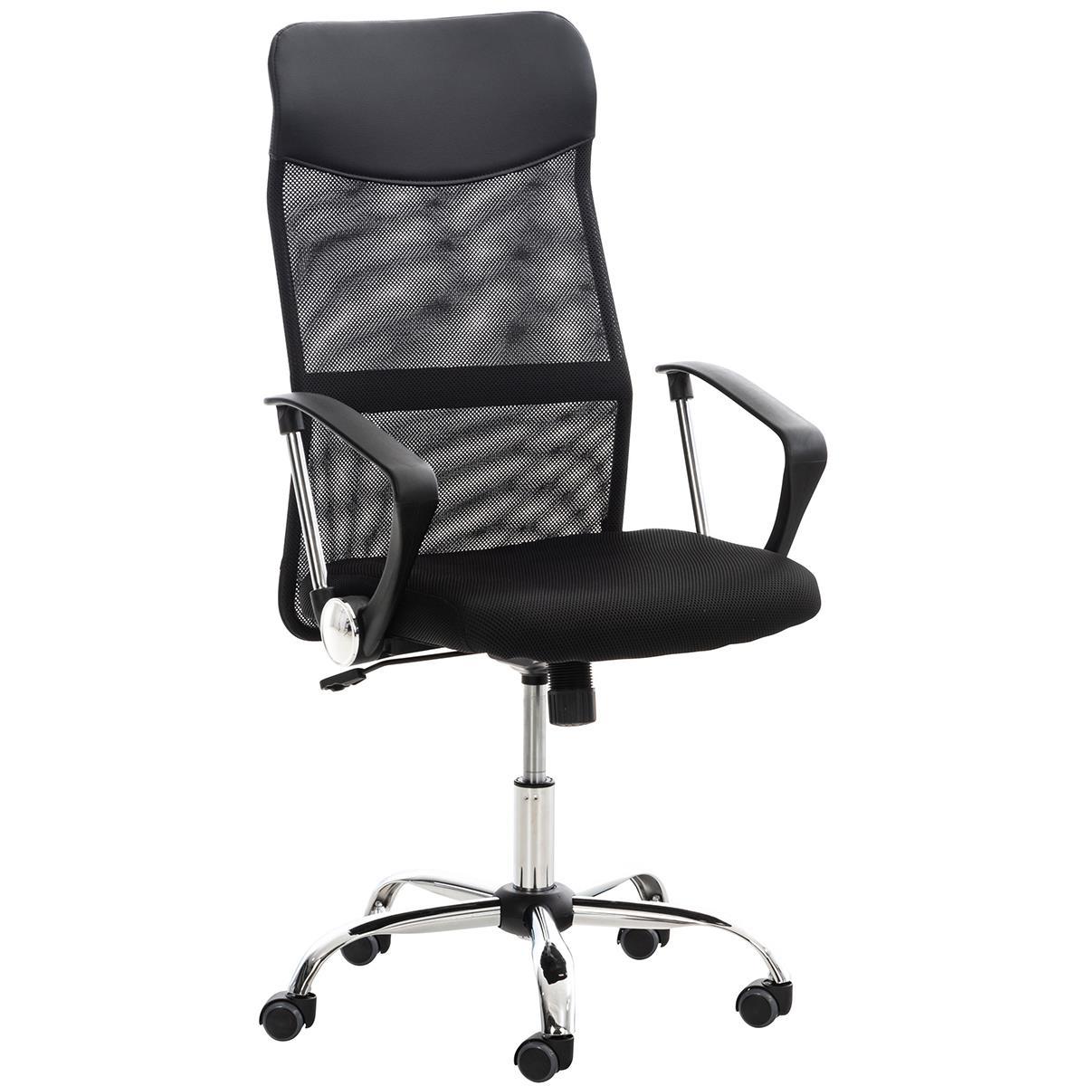 Sedia Ufficio ASPEN, Rete traspirante e sedile imbottito, Prezzo ...