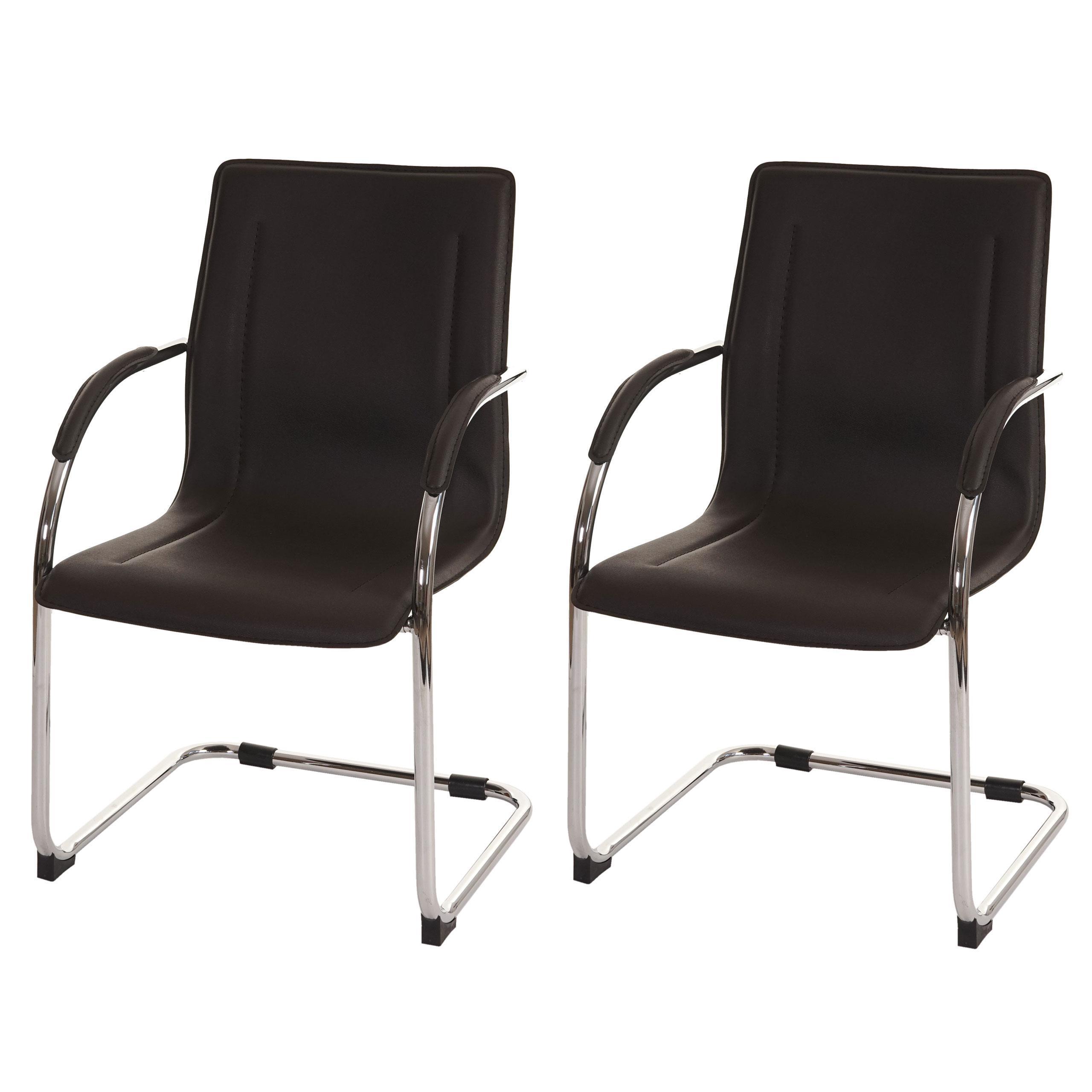 Lotto di 2 sedie attesa zeus con telaio in metallo e for Sedie di metallo