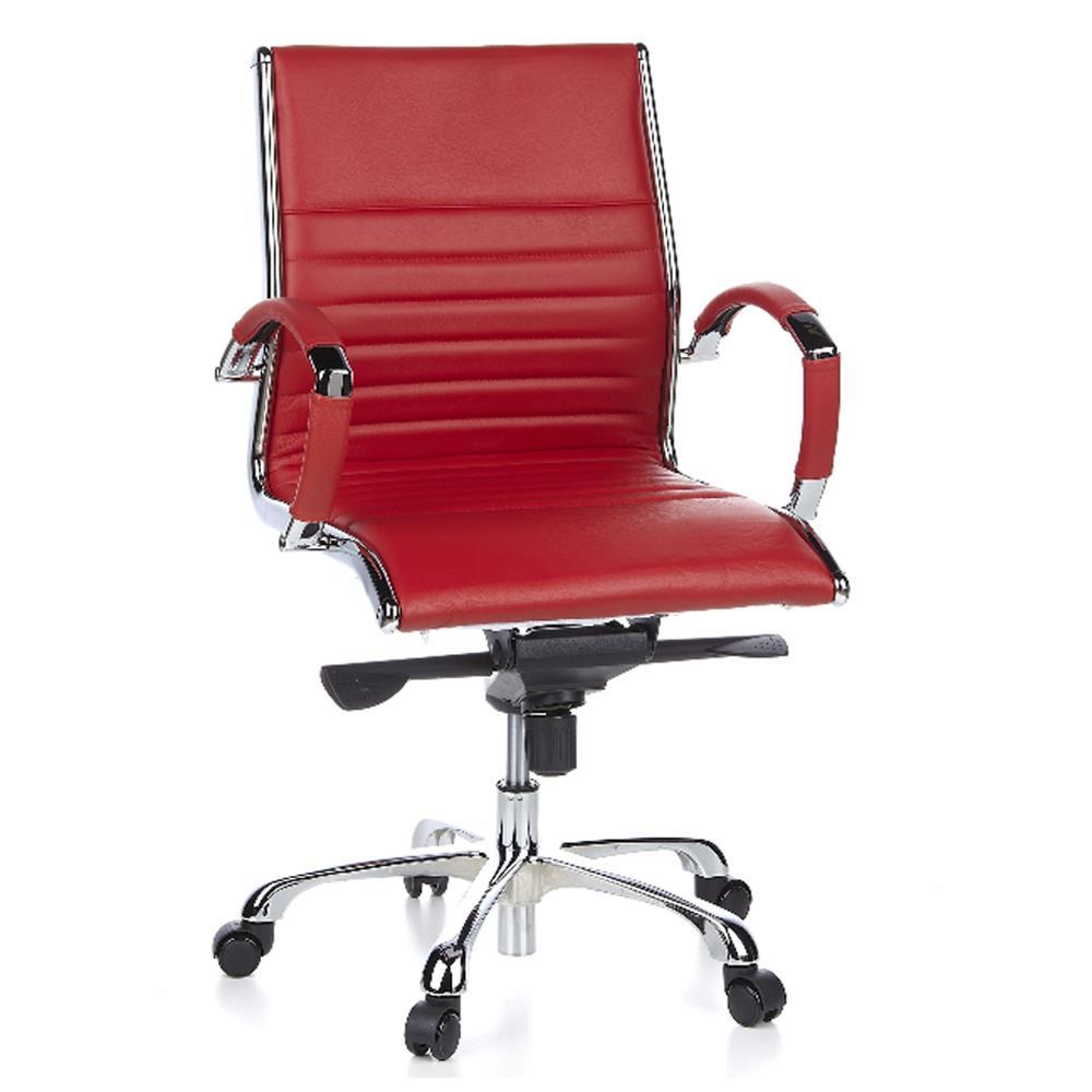 Sedia da ufficio palma 10 elegante ed ergonomica base for Design sedia ufficio