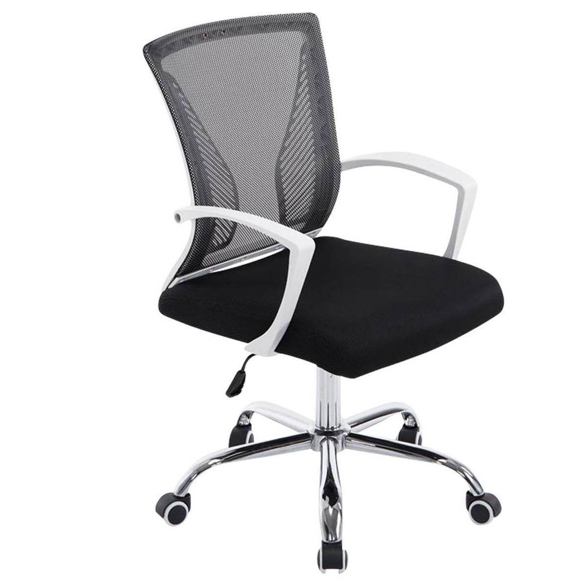 Sedia da ufficio cuba schienale traspirante design for Sedia design ufficio