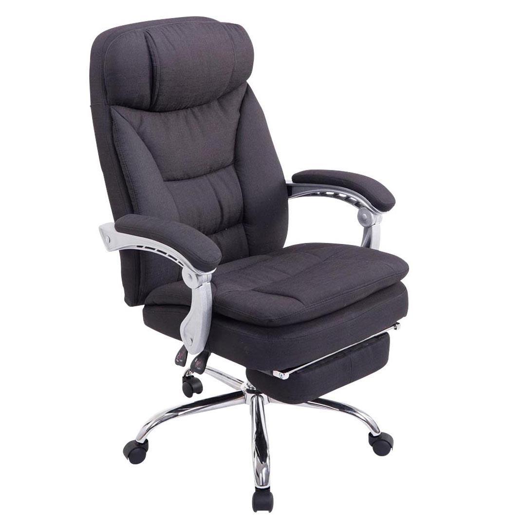 Poltrona ufficio AUSTIN, resistente fino a 160kg, reclinabile ...