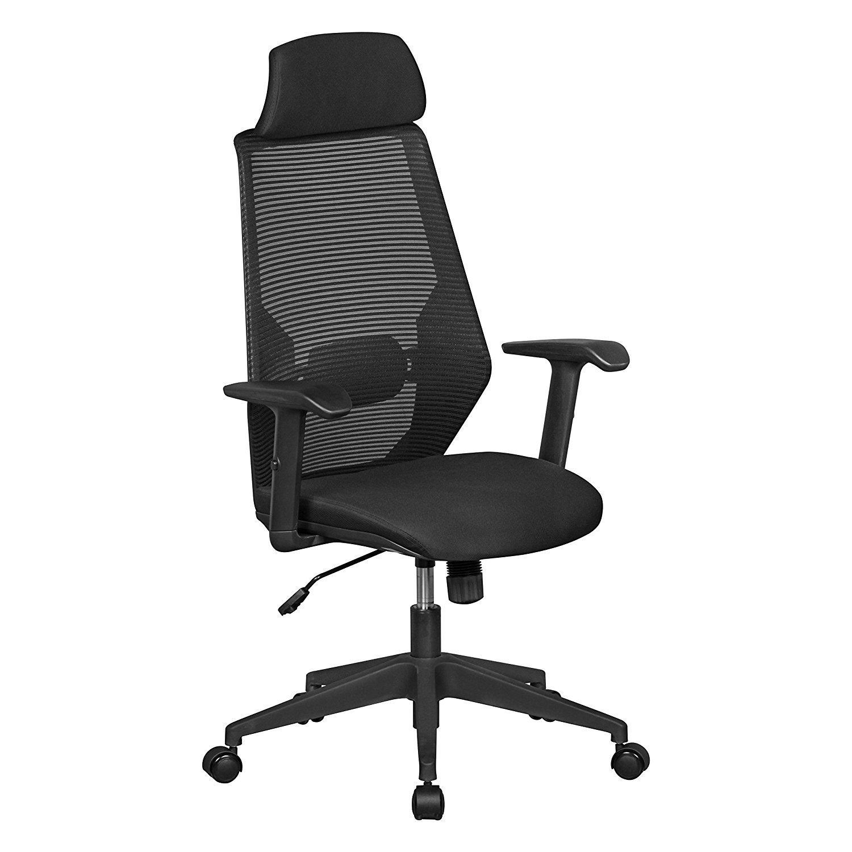 Sedia da ufficio ergonomica erika schienale in rete for Sedia ergonomica
