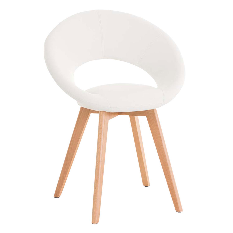 Sedia per ospiti e riunioni TIMMY, design originale, seduta ...