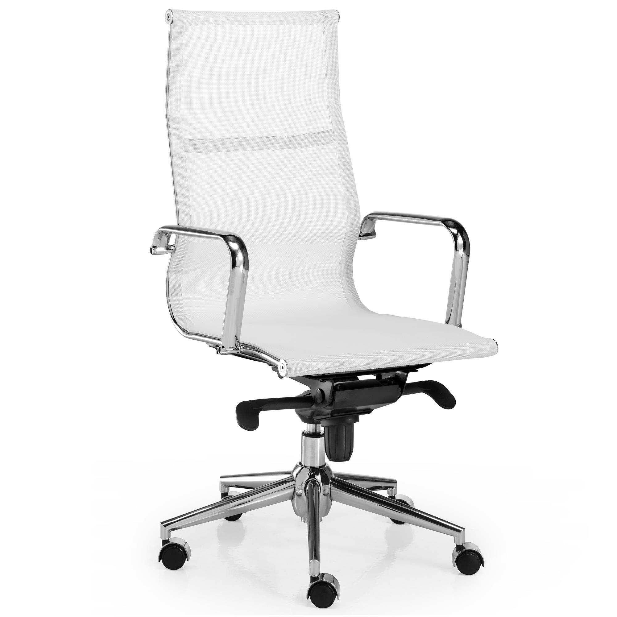 Sedia da ufficio domi in rete traspirante base in for Sedute da ufficio