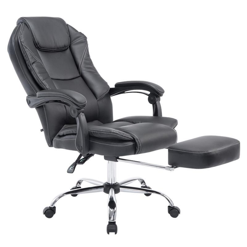 Poltrona ufficio casti comoda imbottitura con for Sedute da ufficio