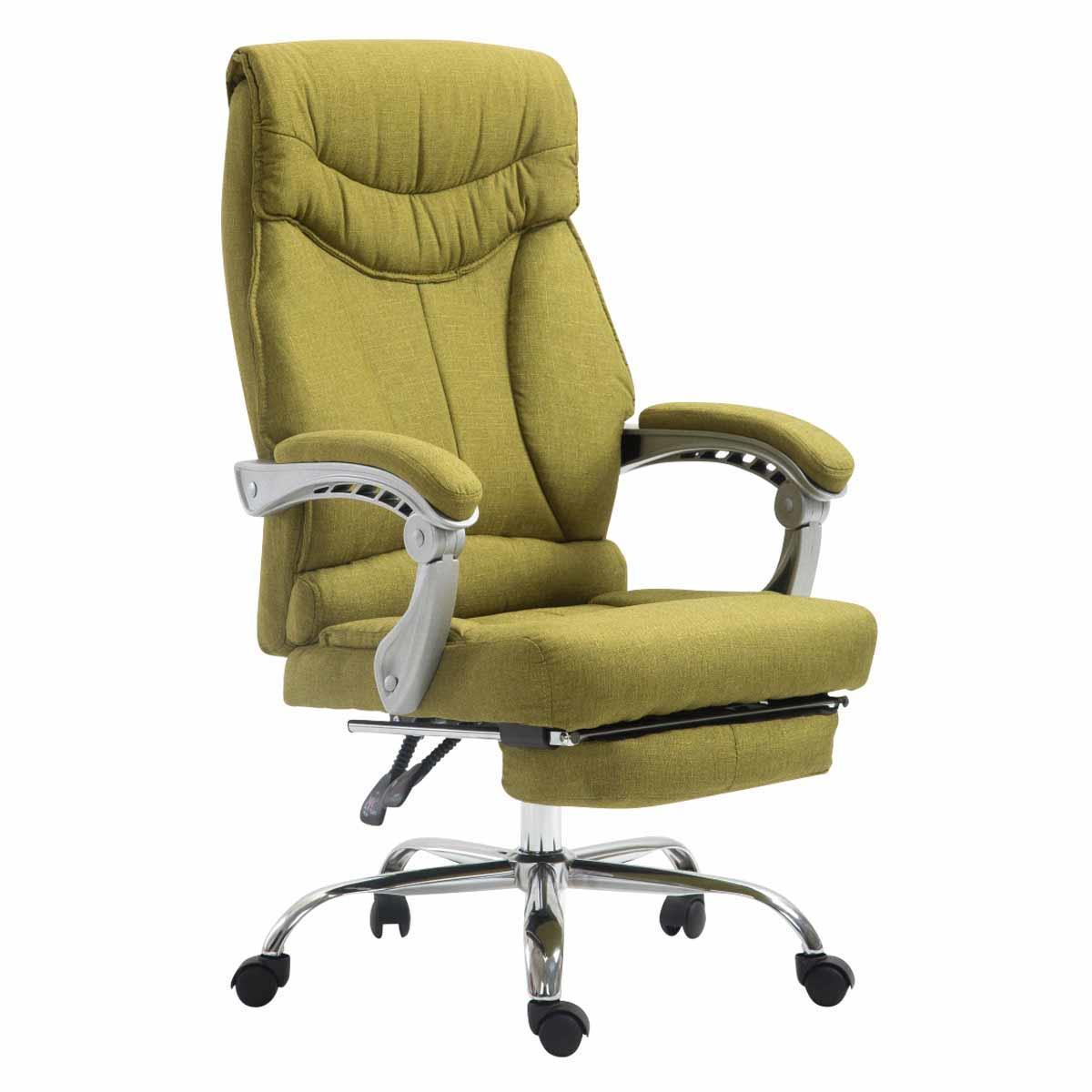 Poltrona ufficio oregon tessuto design e comfort - Poggiapiedi ufficio ...