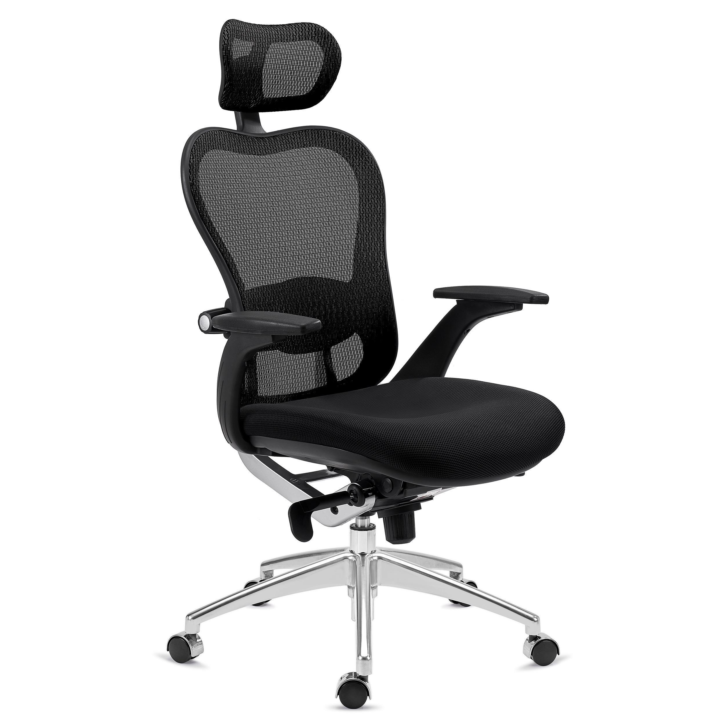 sedia da ufficio royal supporto lombare uso 8h in color