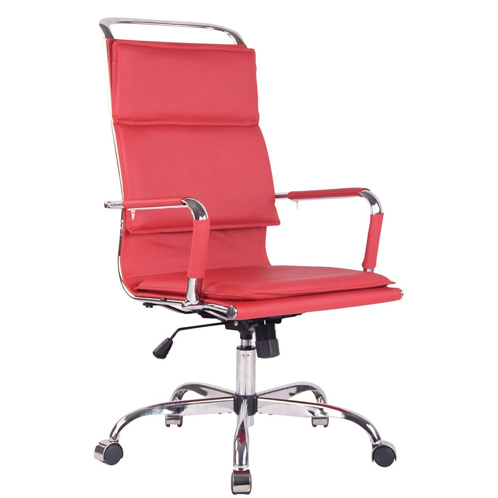 Sedia Per Ufficio QUEBEC, Elegante, Confortevole, in Pelle ...