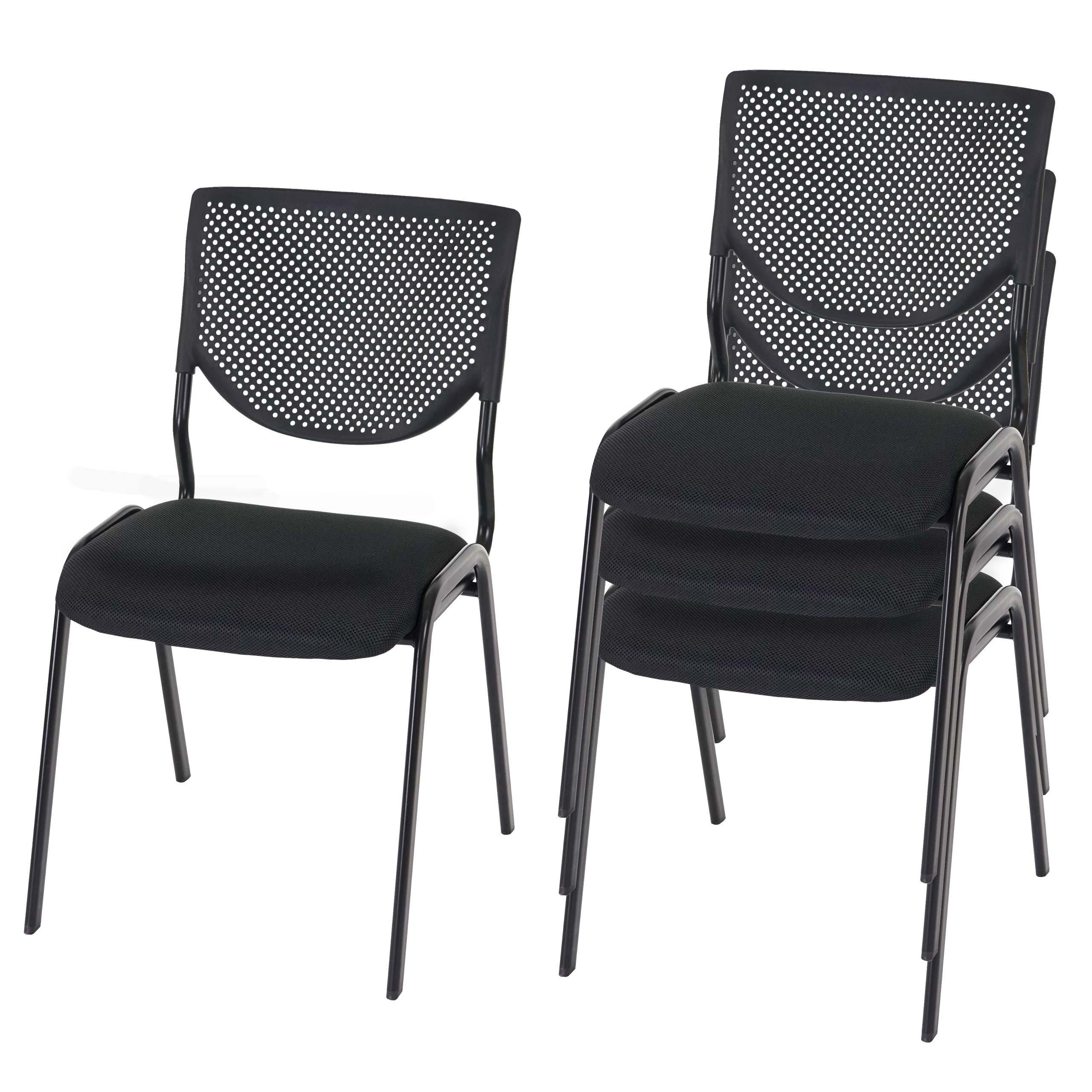 Lotto di 4 sedie per conferenze e riunioni napoli comode for Sedie di metallo
