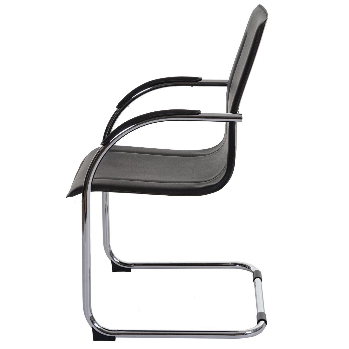 Lotto di 2 sedie attesa zeus con telaio in metallo e for Sedie design metallo
