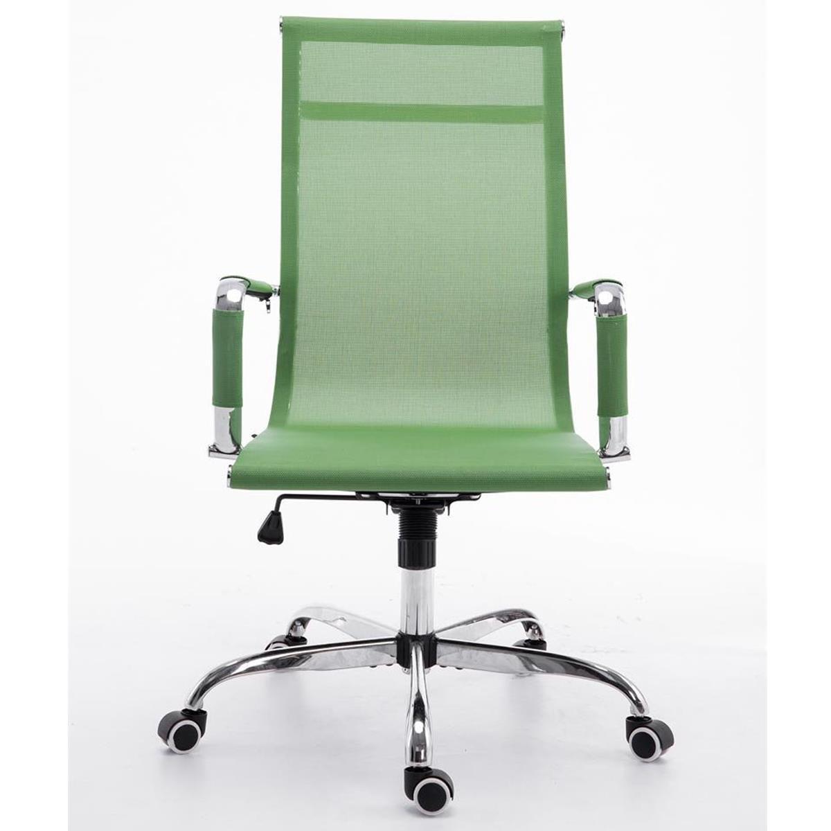 Sedia da ufficio italica in rete traspirante struttura for Design da ufficio
