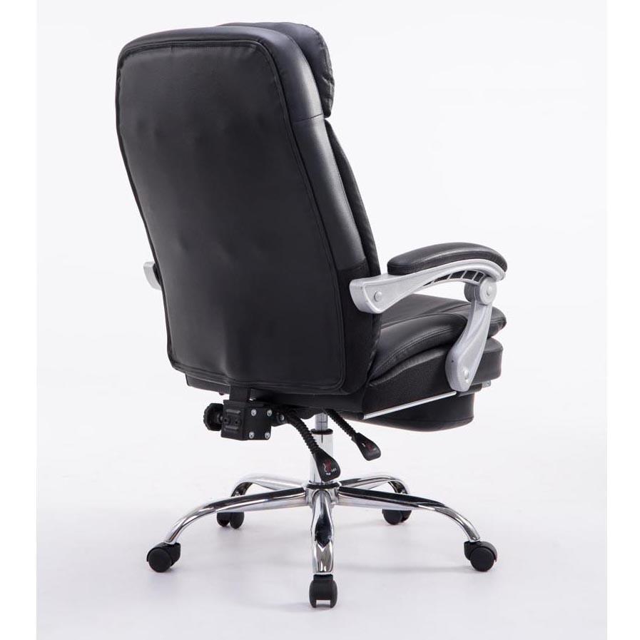 Poltrona ufficio austin pelle reclinabile resistente - Poggiapiedi ufficio ...