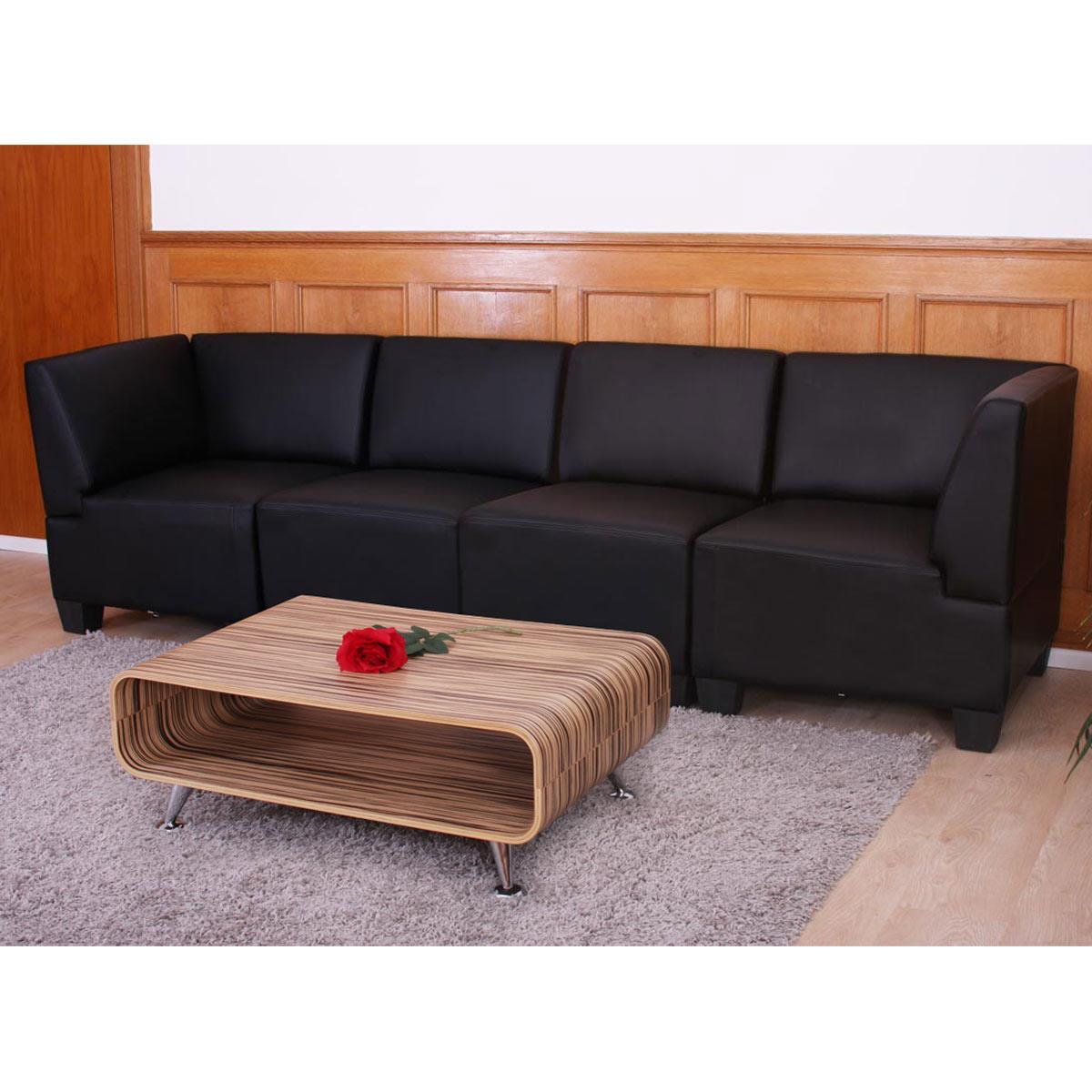 Divano modulare 4 posti lyon braccioli alti comodo in for Divano 4 posti