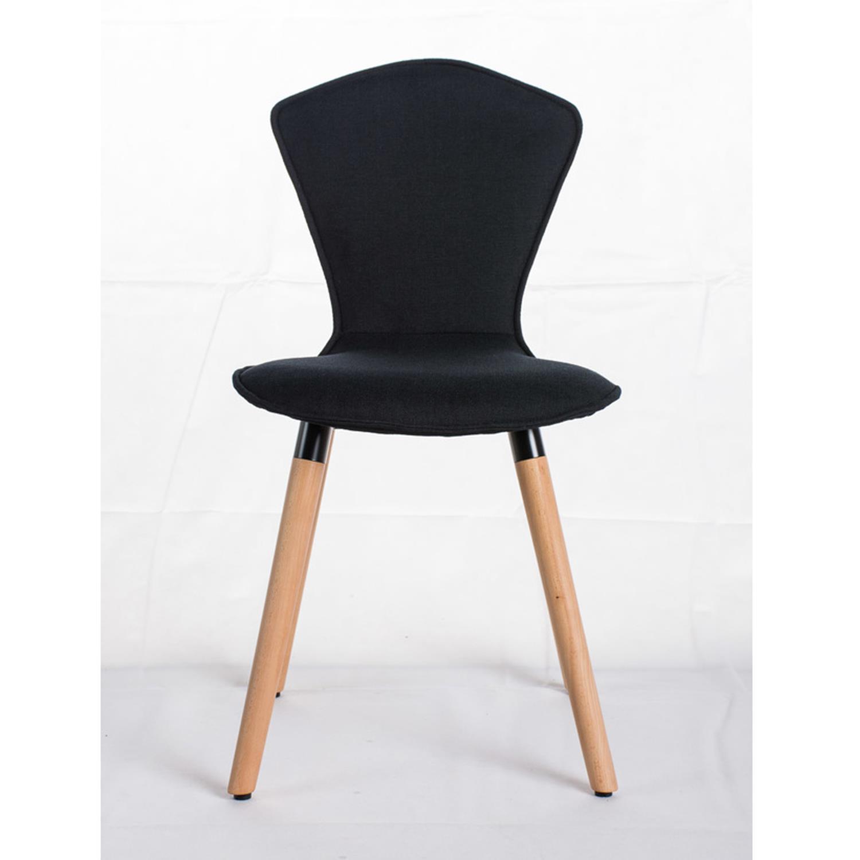 Sedia per sala attesa e ospiti FELIKA, con ampio schienale e seduta ...