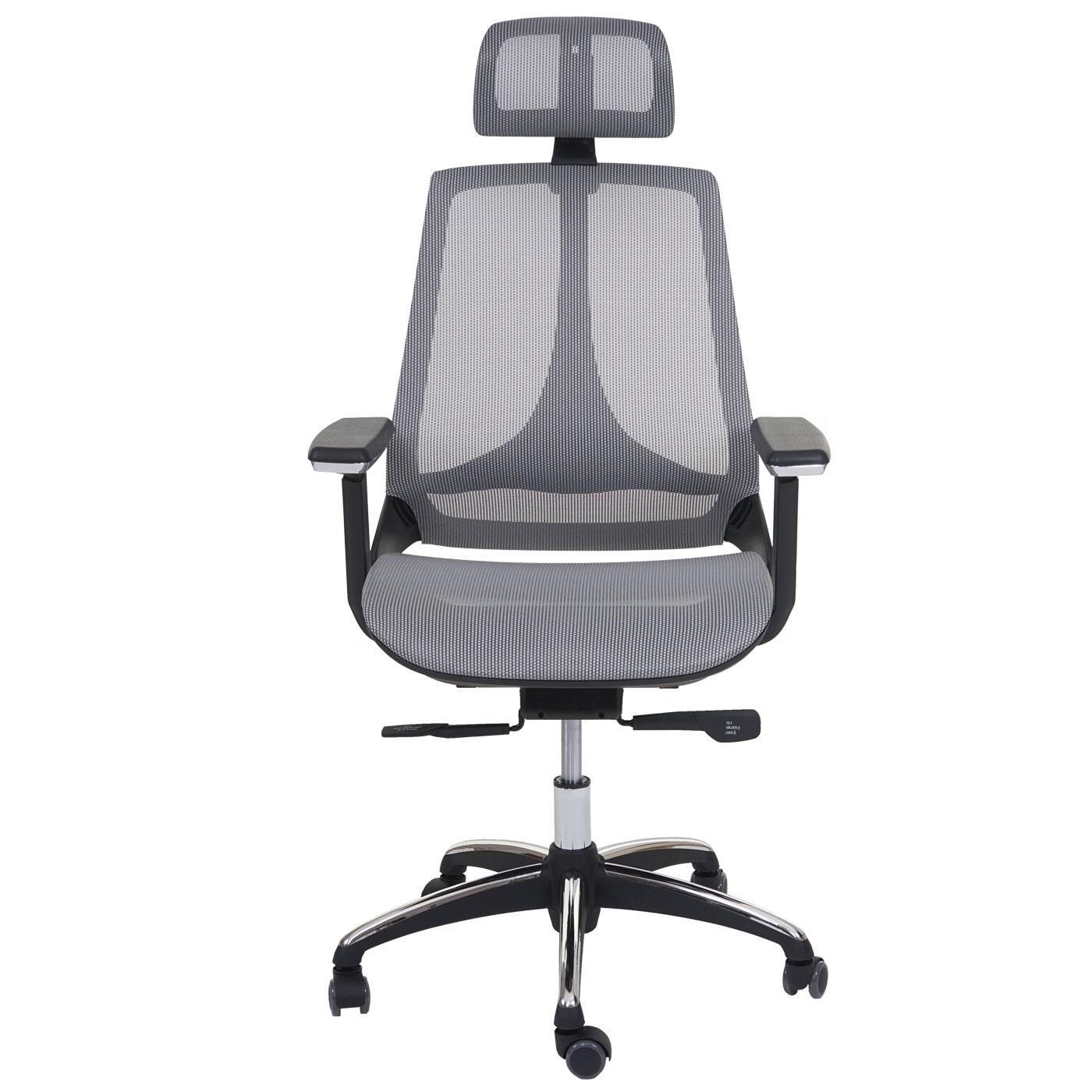 Sedia ergonomica ALAN, Meccanismo Sincronizzato, Uso 8 Ore ...