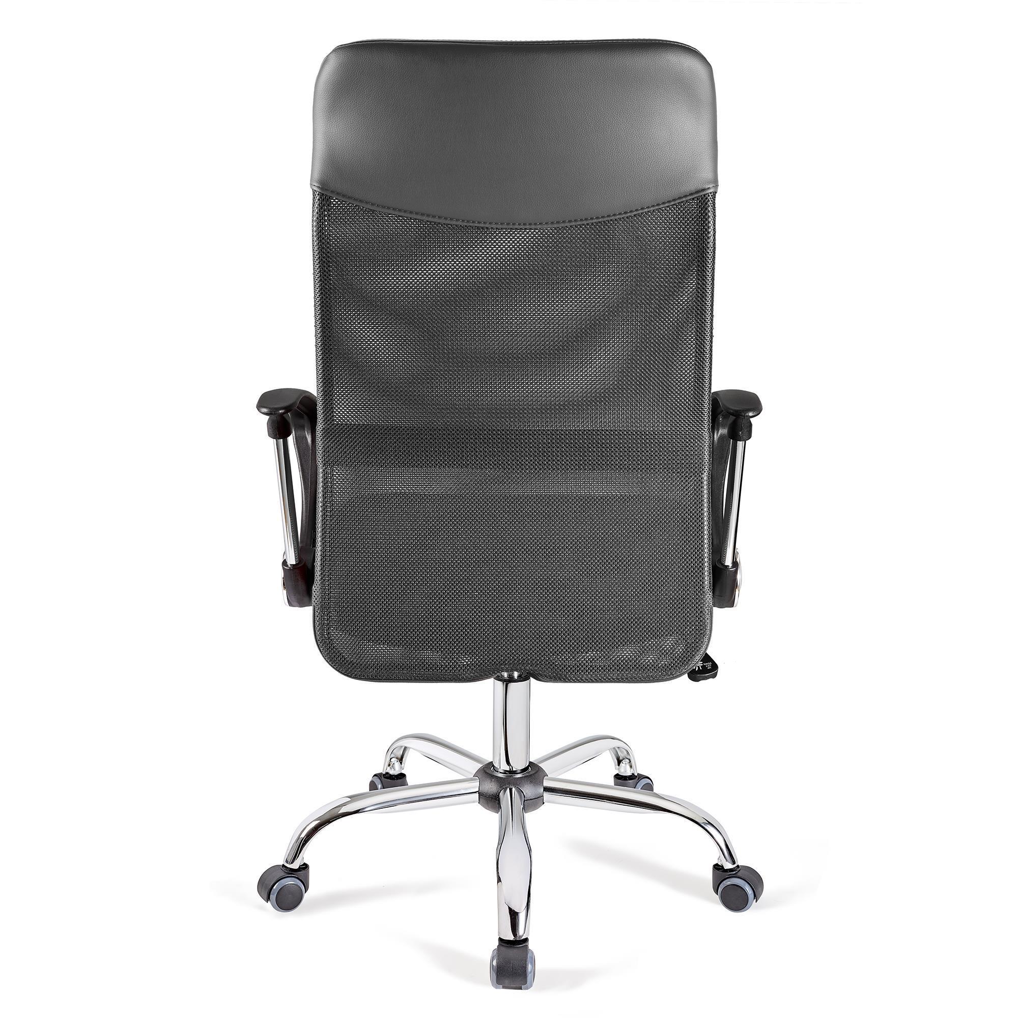 Sedia ufficio aspen rete traspirante e sedile imbottito for Sedia ufficio xxl