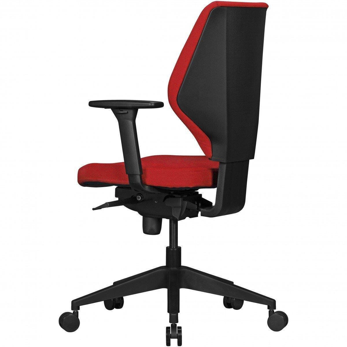 Sedia da ufficio COLLINS, Design geometrico, Braccioli ...