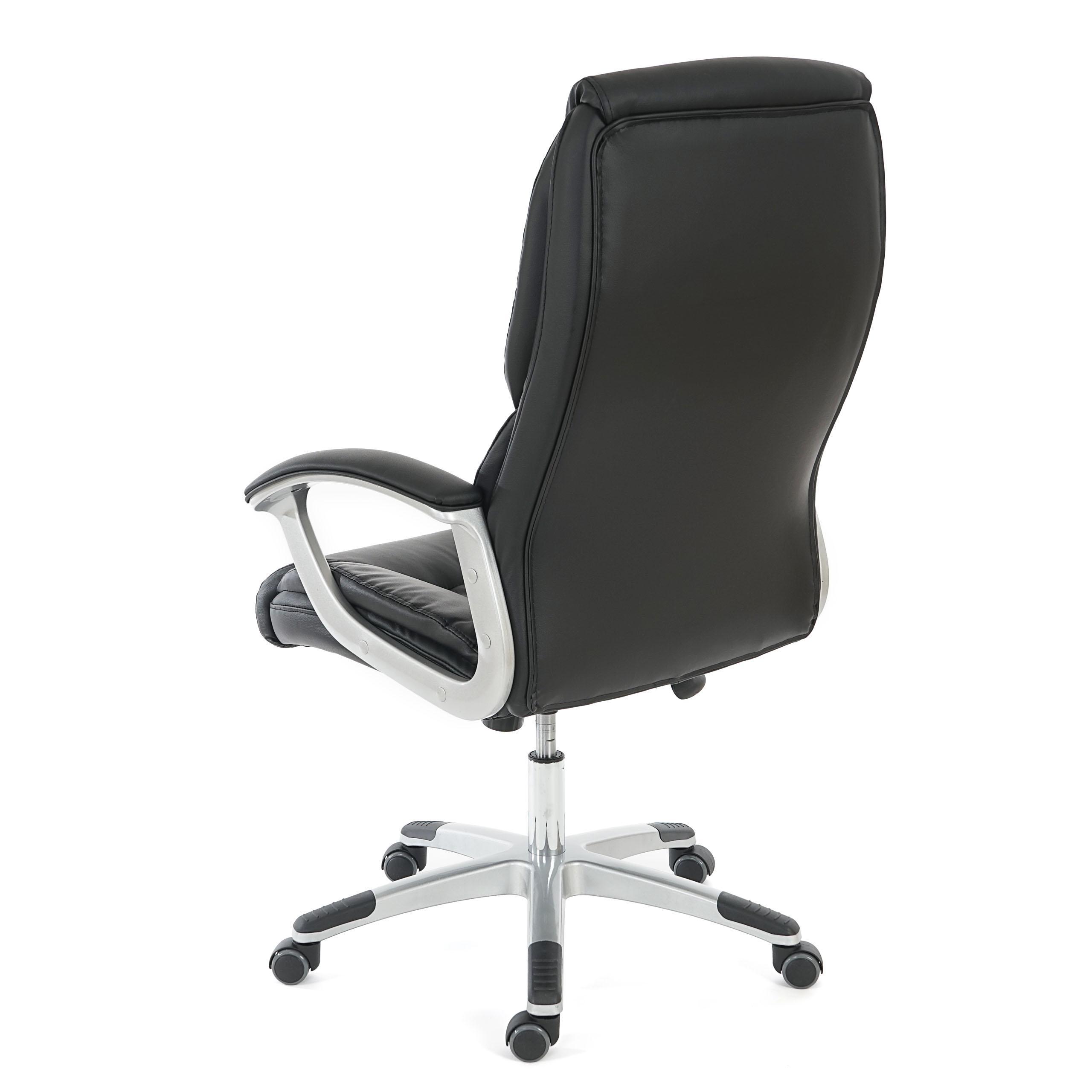 Poltrona ufficio dione elegante e resistente imbottitura for Poltrona ufficio design