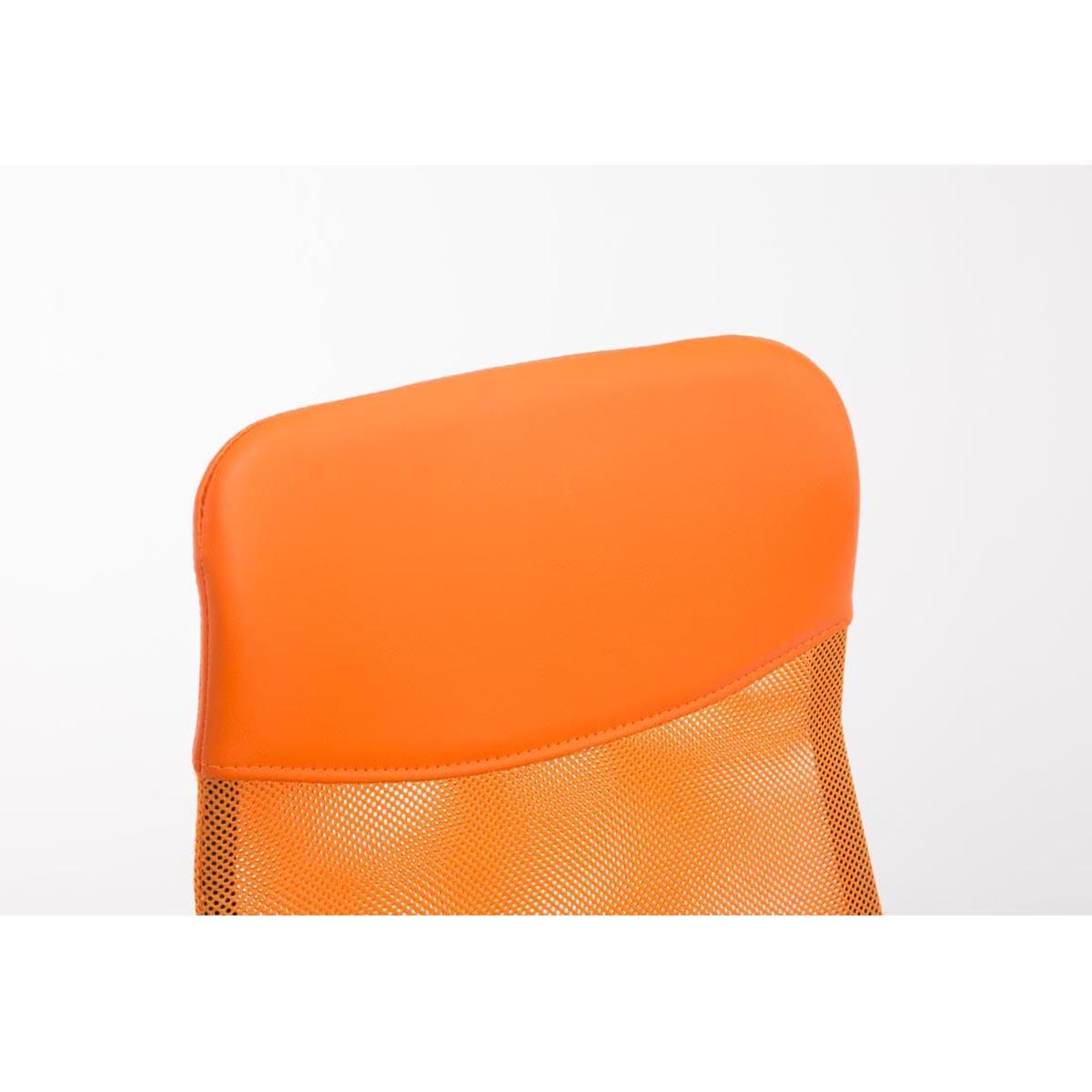 Sedia Ufficio ASPEN XL, Rete traspirante, Sedile imbottito ...