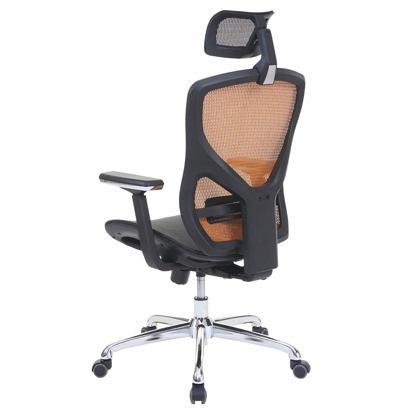 Sedia ergonomica LAMBI, Completamente Regolabile, Supporto ...