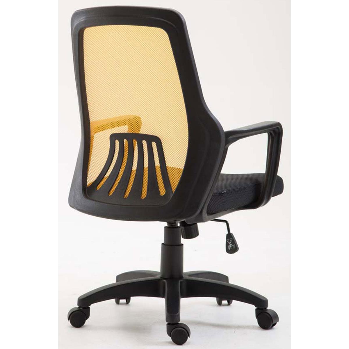 Sedia da ufficio CLIVEN, Sostegno Lombare, in Rete, color ...