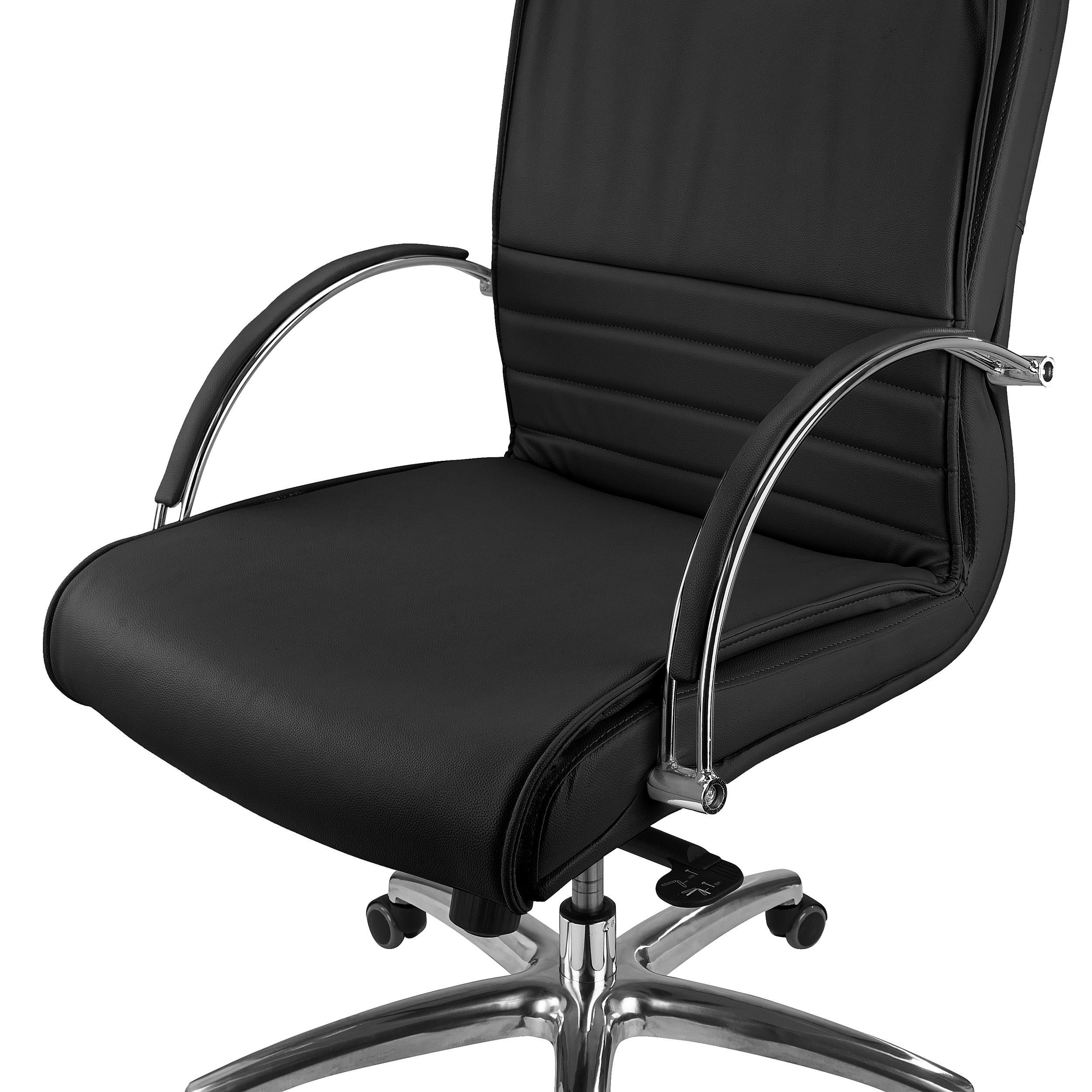 Poltrona ufficio VILLA, Design Elegante e Ricercato, in ...