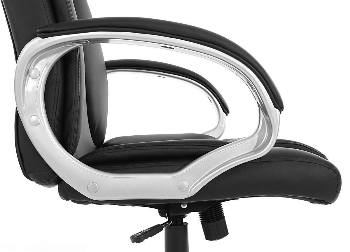 Poltrona ufficio arona imbottitura extra comfort e rivestimento in