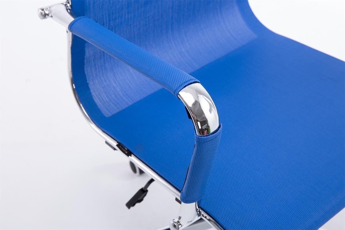 Sedie Ufficio Blu : Sedia da ufficio italica in rete traspirante struttura in