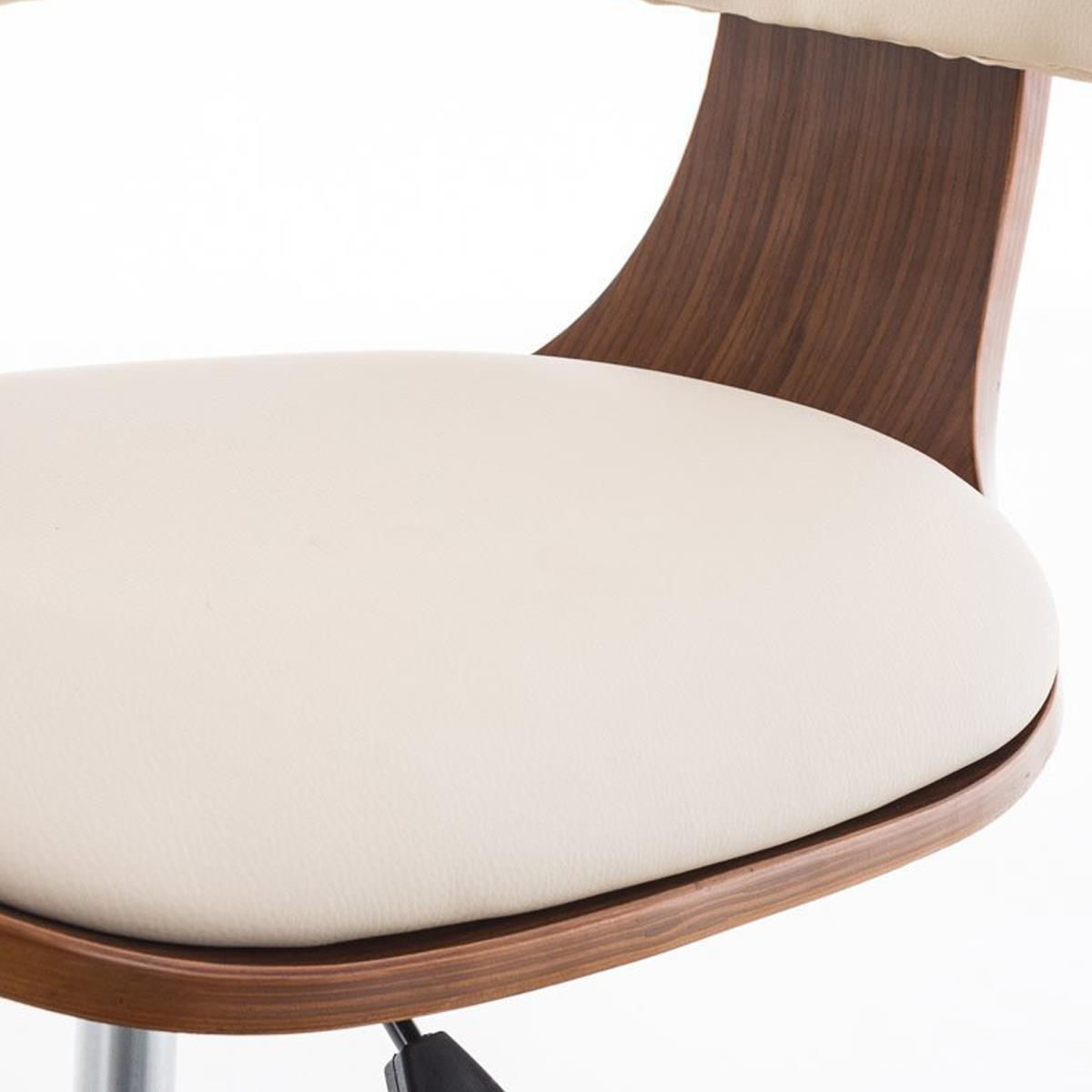 Sedia di design labra con struttura in legno e base in for Sedie di design