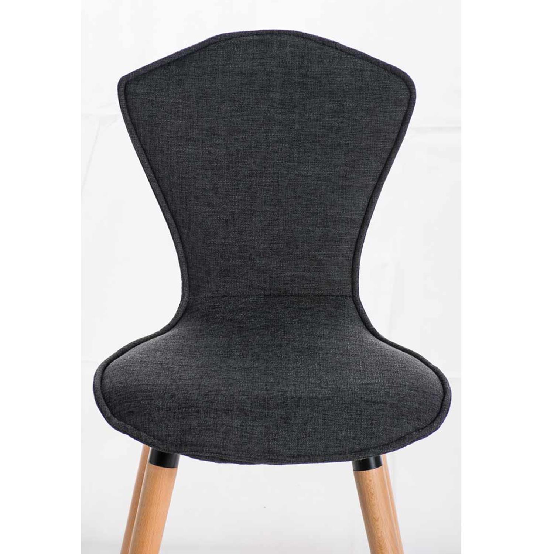 Sedia per sala attesa e ospiti FELIKA, con ampio schienale ...