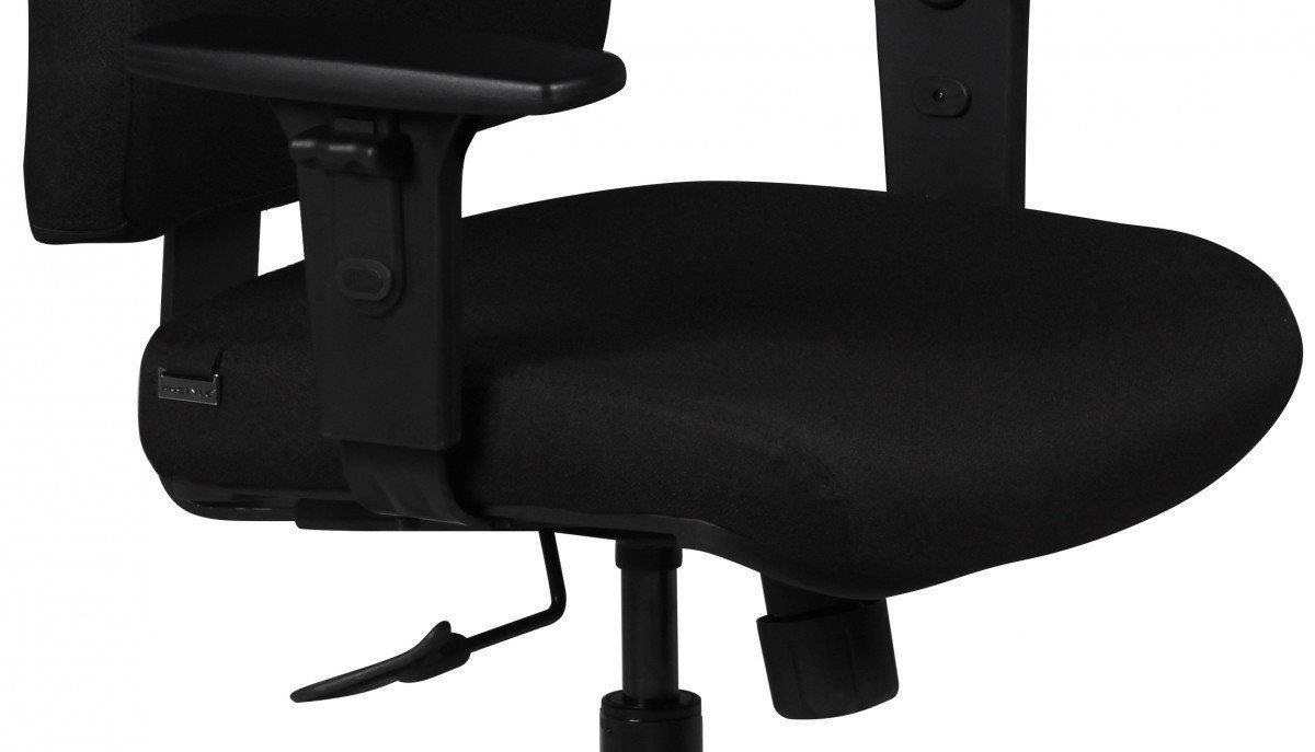 Sedia da ufficio yoshi comoda e pratica braccioli regolabili in