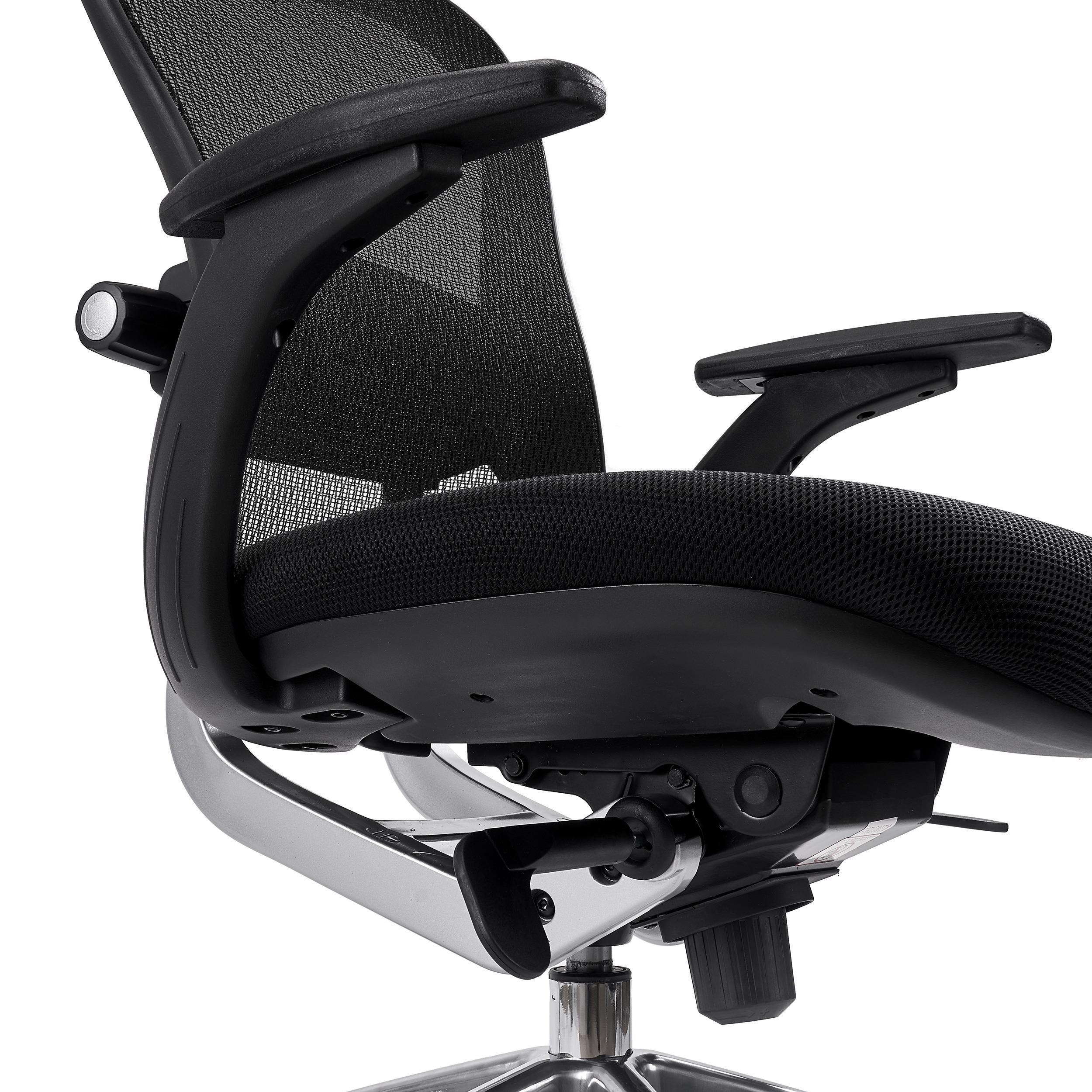 Sedia da Ufficio ROYAL, Supporto Lombare, Design esclusivo ...