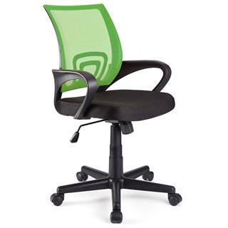 Sedie Da Ufficio Verde.Sedia Da Ufficio Calipso Senza Braccioli Schienale Regolabile